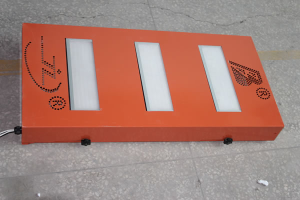 Radiant Heater of Spray Booth