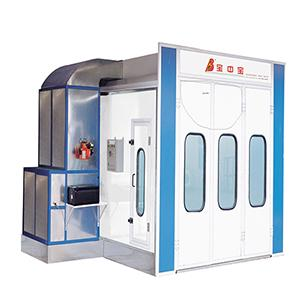 BZB-8100 Car Spray Booth