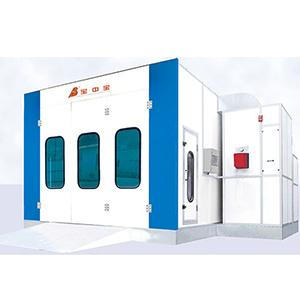 BZB-8300 Car Spray Booth