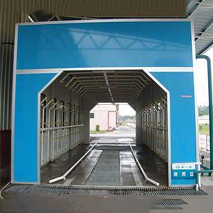 Automotive Rain Simulation Chamber