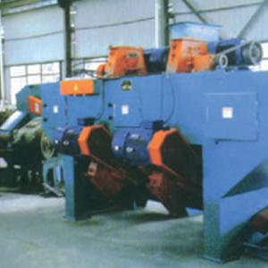 Banding Steel Shot Blasting Machine