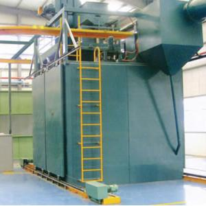 Hook Type Blasting Cleaning Machine